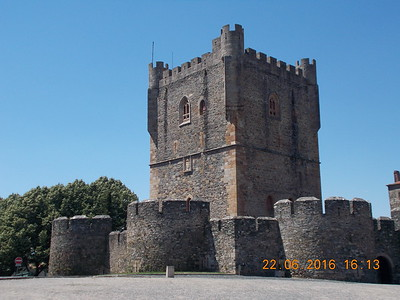 Castle at Santillana del Mar