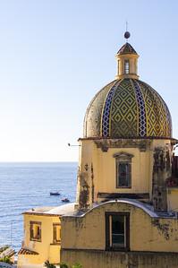 Hotel Palazzo Murat - Balcony view