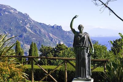 Ravello - Cimbrone Gardens