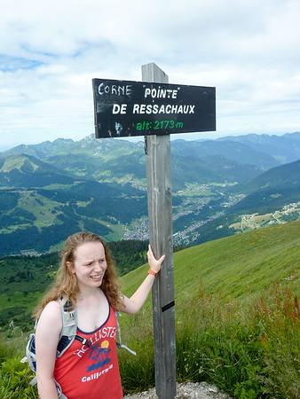 Morzine - Les Tranchants (Mount Annabel)