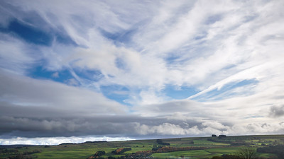 20161112 Clouds over Henshaw
