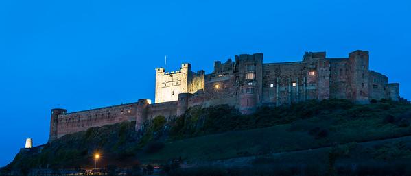 20161111 Bamburgh Castle