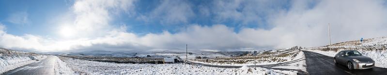 Snowy Pennines