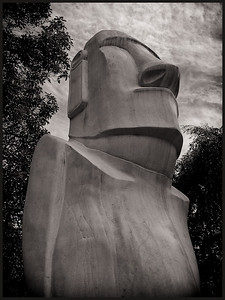 A Little Easter Island in Christchurch