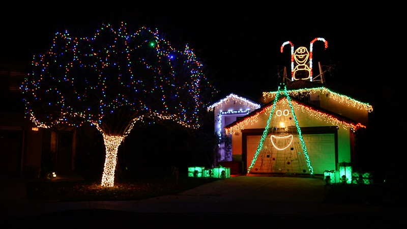 Holiday Lights 2016 - Jingle Bells