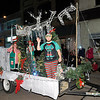 Don Knight |  The Herald Bulletin<br /> Christmas parade in Anderson on Saturday.