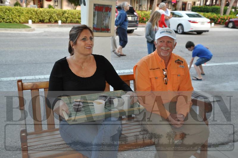 2017 Boca Grande Area Chamber of Commerce Christmas Walk