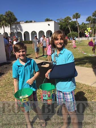2017 Boca Grande Community Center Easter Egg Hunt