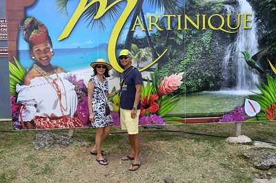 2017 Circle Caribbean Cruise: Martinique