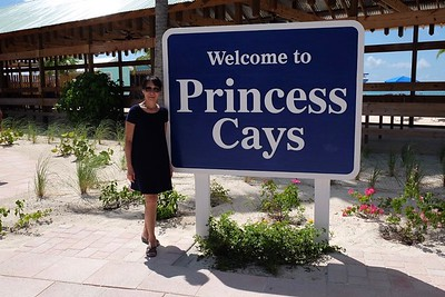 2017 Circle Caribbean Cruise: Princess Cays