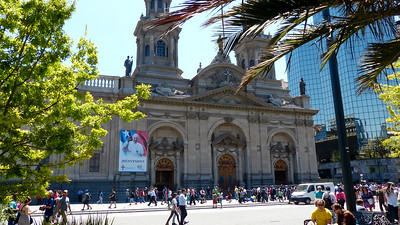 Santiago Plaza de Armas