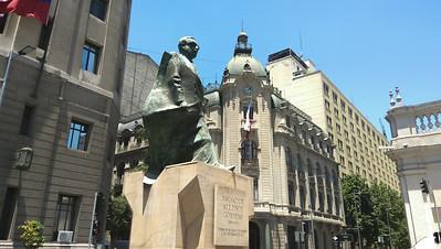 Santiago Plaza de la Constitucion