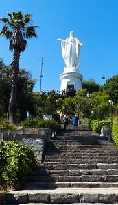 Santiago Cerro San Cristóbal