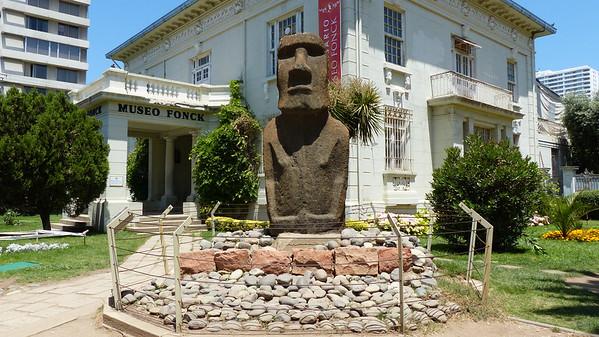 Viña del Mar   Francisco Fonck museum
