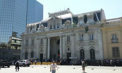 Santiago Plaza de Armas (Postkantoor)