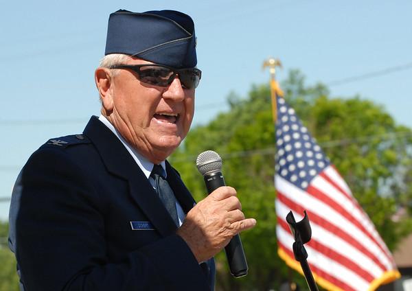 Col. Martin Zickert.