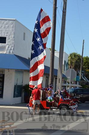 2017 Fourth of July in Boca Grande