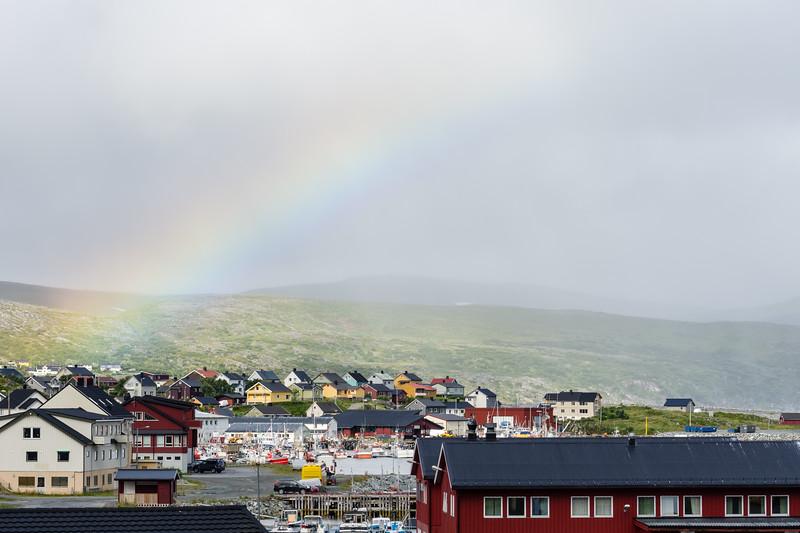 Kjøllefjord, nordkyn peninsula.<br /> Norway
