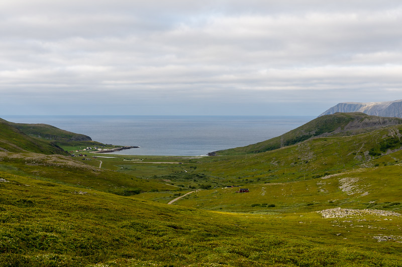 skjøtninberg, Nordkyn peninsula, Norway.