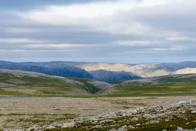 Nordkyn peninsula, Norway.