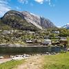 Eidfjord.<br /> Norway.