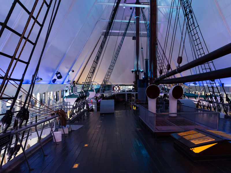 Frammuseet, Oslo, Norway.