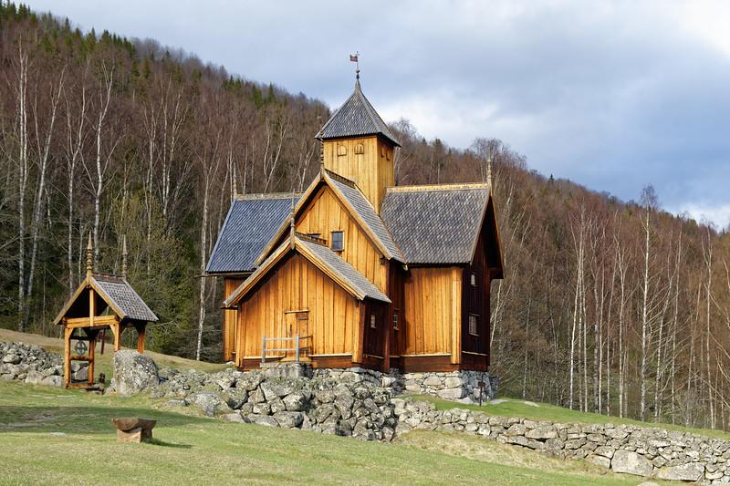 Uvdal stave church