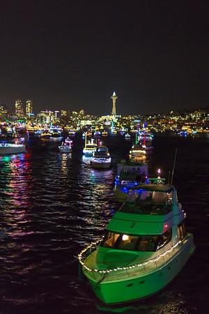 2017 - Seattle Christmas Ship Festival