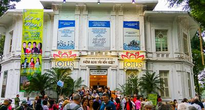 Hanoi poppentheater