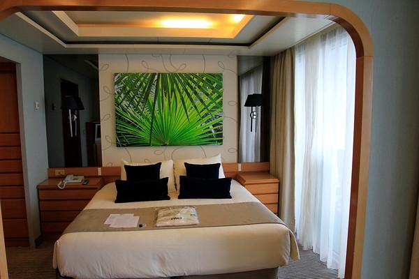 Cruise from Brisbane to Vanuatu and New Caledonia in June 2017