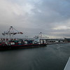 Views from the Dawn Princess when leaving Brisbane