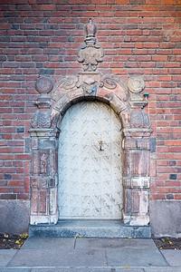 Door at City Hall
