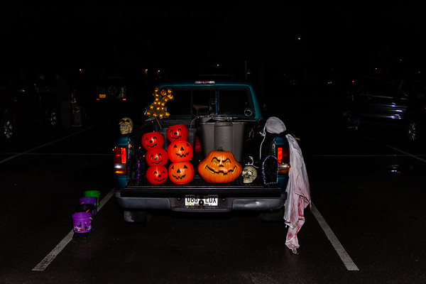 2018-10-26 Pack 95 Trunk or Treat