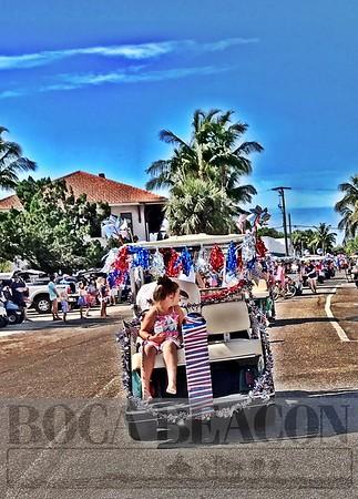 2018 Boca Grande 4th of July