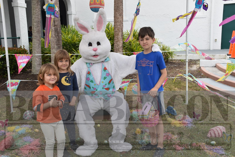 2018 Boca Grande Easter Egg Hunt