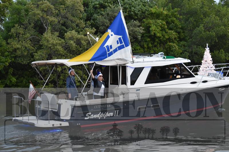 2018 Boca Grande Pass Yacht Club Boat Parade