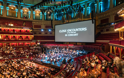 20180614 - A Close Encounter at the Royal Albert Hall