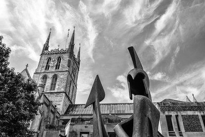 20180719 - Minerva at Southwark Cathedral