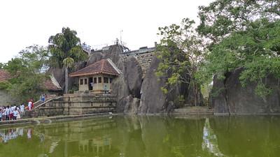 Anuradhapura de Isurumuniya tempel