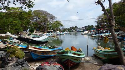 Vissershaven Negombo