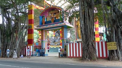 Op weg naar Anuradhapura