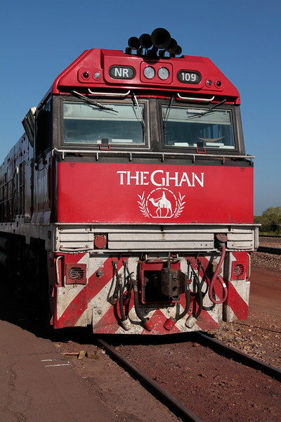 Darwin, The Ghan & Adelaide - 16th to 26th July