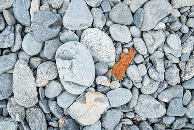 Rust in the Pebbles