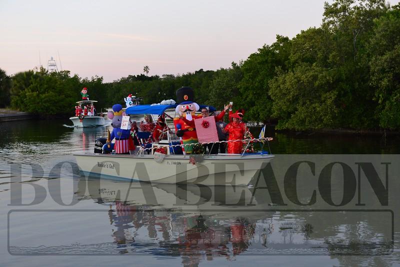 2019 Boca Grande Yacht Club Boat Parade