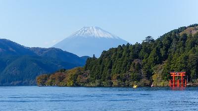 Hakone Mount Fuji