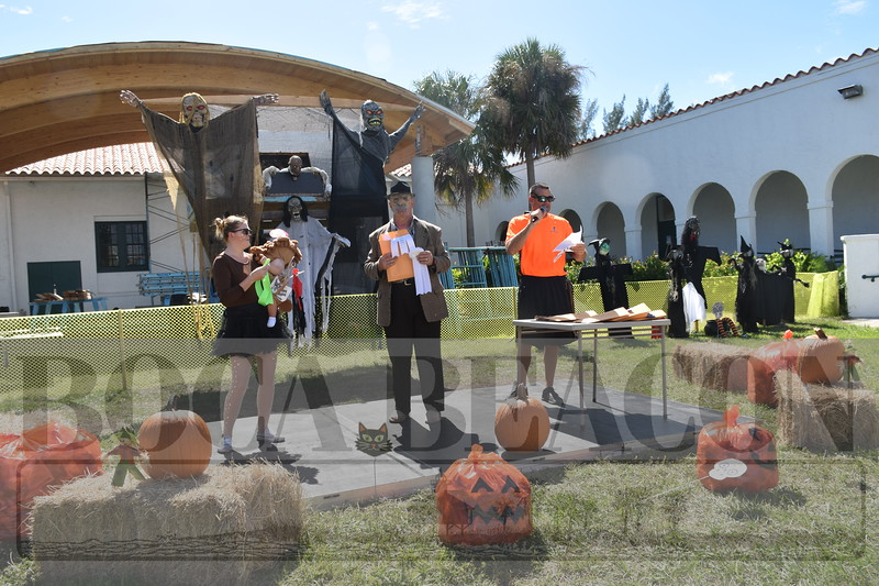43rd annual Boca Grande Halloween Carnival and Costume Contest