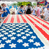 4th Fest 2019 Giant Cake - July 4, 2019  - Chuck Carroll