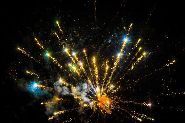 4th July, Fireworks, NPR FL 70414