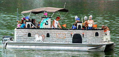 Boat parade.