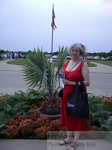 My friend Dusk at Powell Gardens